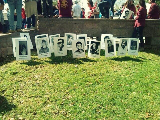 Detenidos desaparecidos durante la dictadura de Augusto Pinochet en Chile