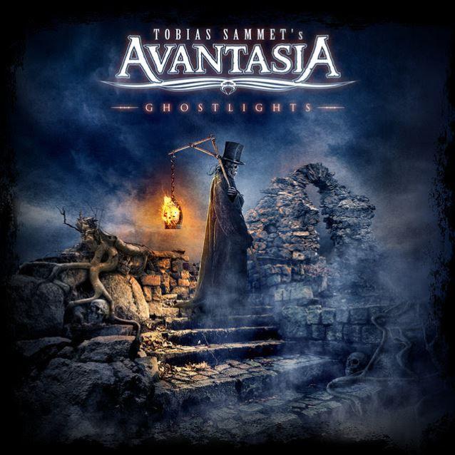 "DAY ON A SCREEN: AVANTASIA - TOBIAS SAMMET TALKS ABOUT ""GHOSTLIGHTS"""