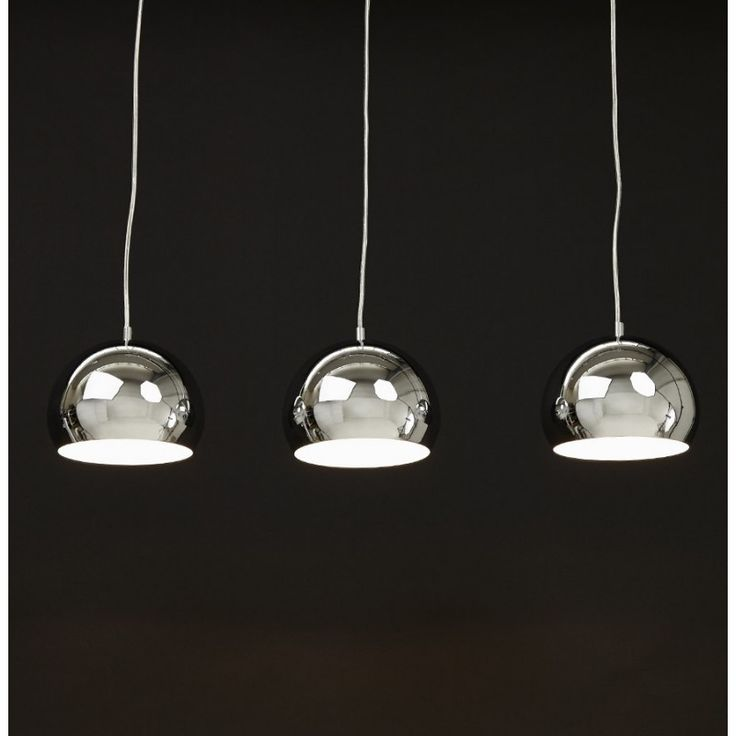 Une belle suspension 3 lumi res pour un effet tendance a for Suspension 3 lumieres
