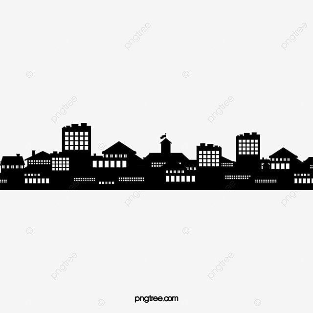 Chernyj Siluet Goroda Multfilm Multyashnyj Klipart Gorodskoj Siluet Multfilm Gorod Png I Psd Fajl Png Dlya Besplatnoj Zagruzki In 2021 City Cartoon Black Silhouette City Silhouette