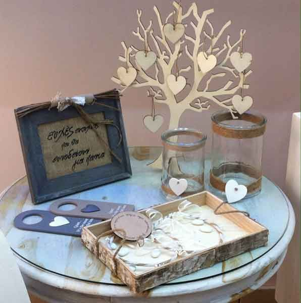 Είδη Γάμου,N. Αττικής ,Lace And Pearls www.gamosorganosi.gr