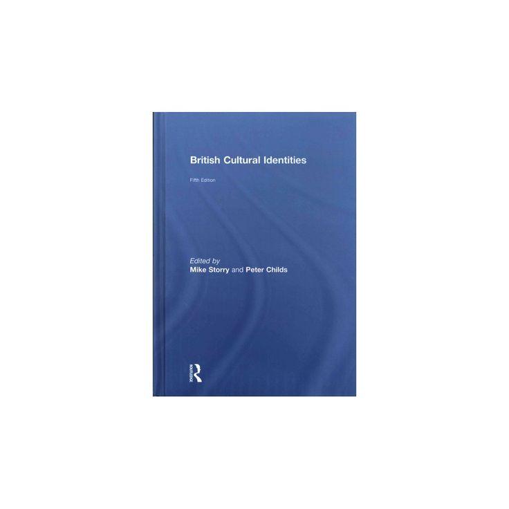 British Cultural Identities (Hardcover)