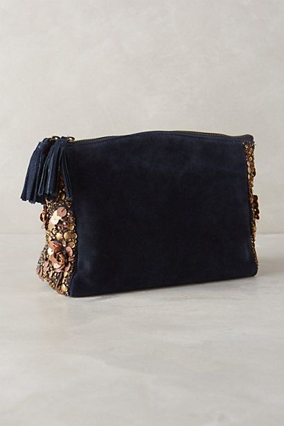 Anthropologie Radiant Rise Clutch   #cccgiftguides