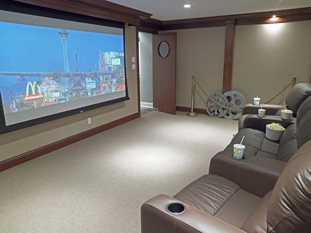 212 Best SALLE CINEMA Images On Pinterest | Movie Rooms, Cinema Room And  Home Theaters