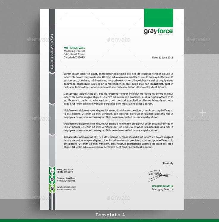 The 25 best ideas about Letterhead Template Word – Letterhead Template