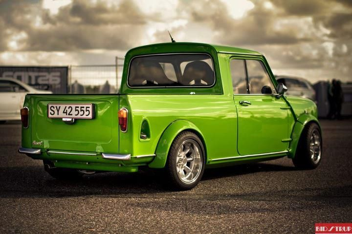 25 best ideas about mini trucks on pinterest mini cooper 4x4 chevy c10 and nissan sunny. Black Bedroom Furniture Sets. Home Design Ideas