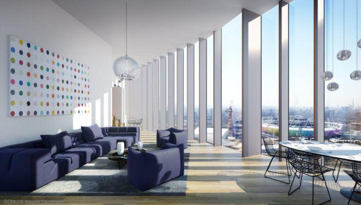 Manhattan Loft Gardens Design Hotel - SOM |© Hayes Davidson
