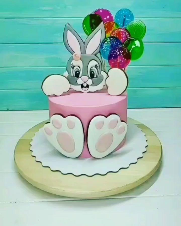 Торт зайчик картинка овнанян превосходно