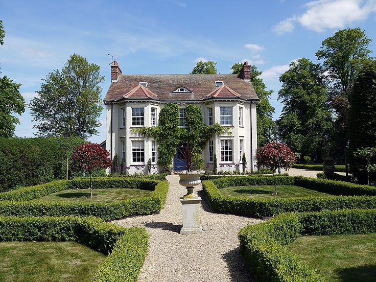 Tyringham A Beautiful Edwardian Manor House Near London With An Indoor Swimming Pool Old