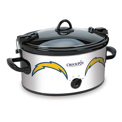 San Diego Chargers NFL Crock-Pot® Cook & Carry™ Slow Cooker