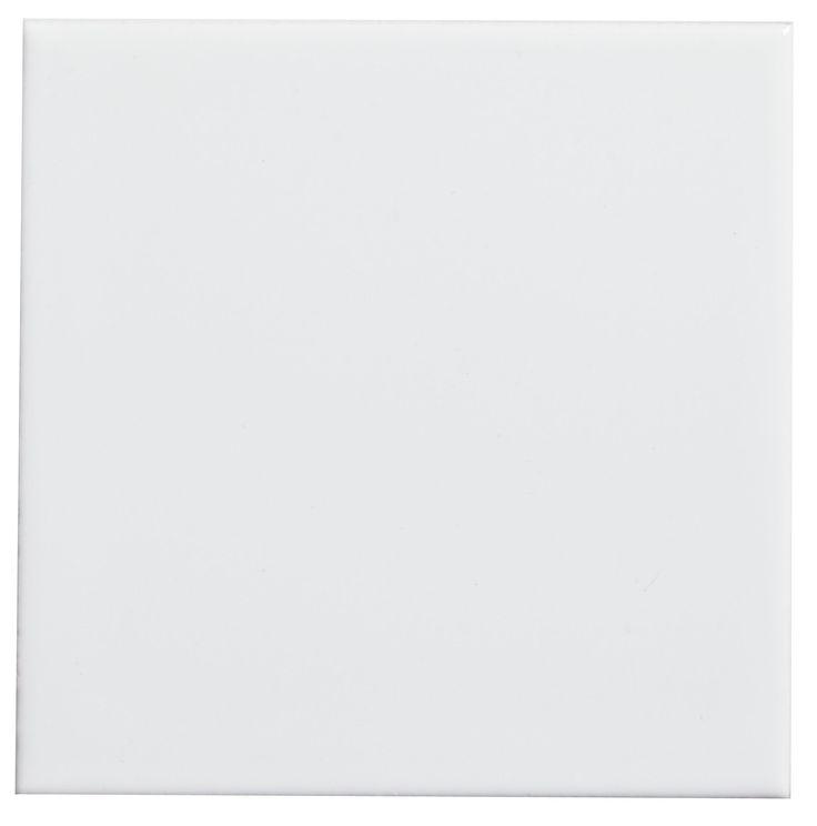 Levanto White Ceramic Wall Tile Pack Of 10 L 250mm W