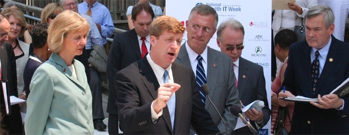 Patrick Kennedy's Official Website