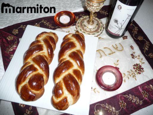 Pain de Shabbat pour débutants : Recette de Pain de Shabbat pour débutants - Marmiton