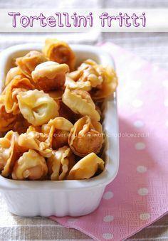 tortellini fritti by Amaradolcezza, via Flickr