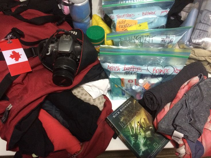 Packing list for a 2week + trip in a warm climate - tried, tested and true!  http://www.runningforthegate.wordpress.com