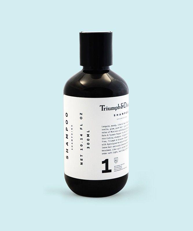Shampoo. | http://www.huntingforgeorge.com