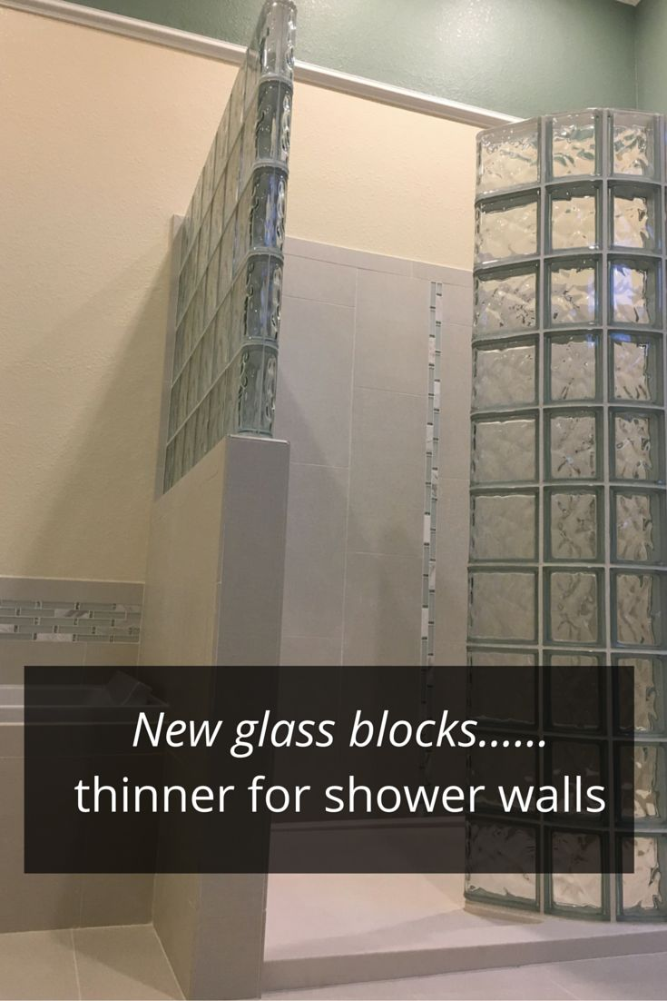 228 best glass block showers images on pinterest glass block shower glass blocks and remodeling ideas