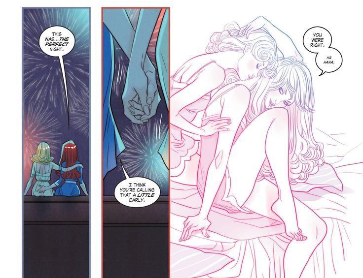 DC Comics: Bombshells Issue #8 - Read DC Comics: Bombshells Issue #8 comic online in high quality