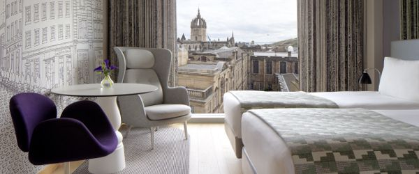 Hotels in Edinburgh - This is Edinburgh