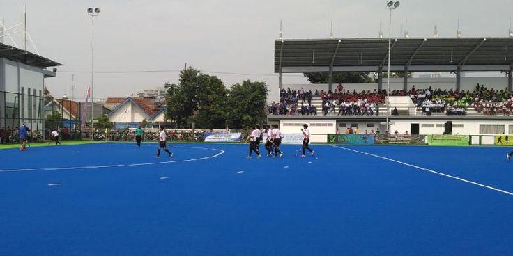 Ada Lapangan Hoki Dan Sofbol Berstandar Internasional Di Surabaya - http://darwinchai.com/olahraga/ada-lapangan-hoki-dan-sofbol-berstandar-internasional-di-surabaya/