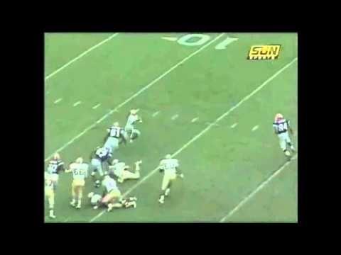 1993: Florida State Seminoles vs Florida Gators - Charlie Ward to Warrick Dunn