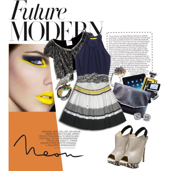 MODERNISM, created by hanum on Polyvore