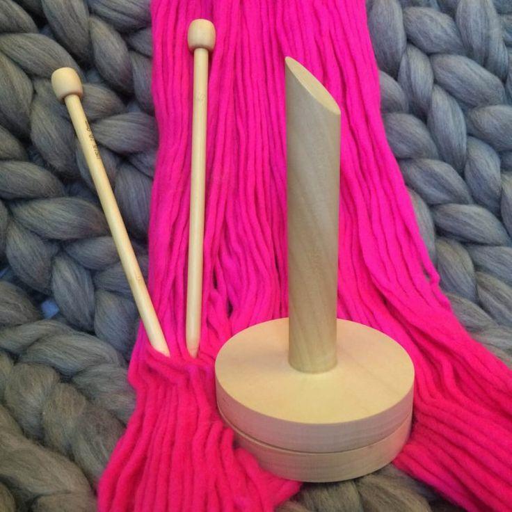 Chunky Yarn Winder    https://www.woolcouturecompany.com/product-category/tools/yarn-winder/    #chunky #yarn #winder #knitting #knit #crochet #weaving #merino #wool #tools
