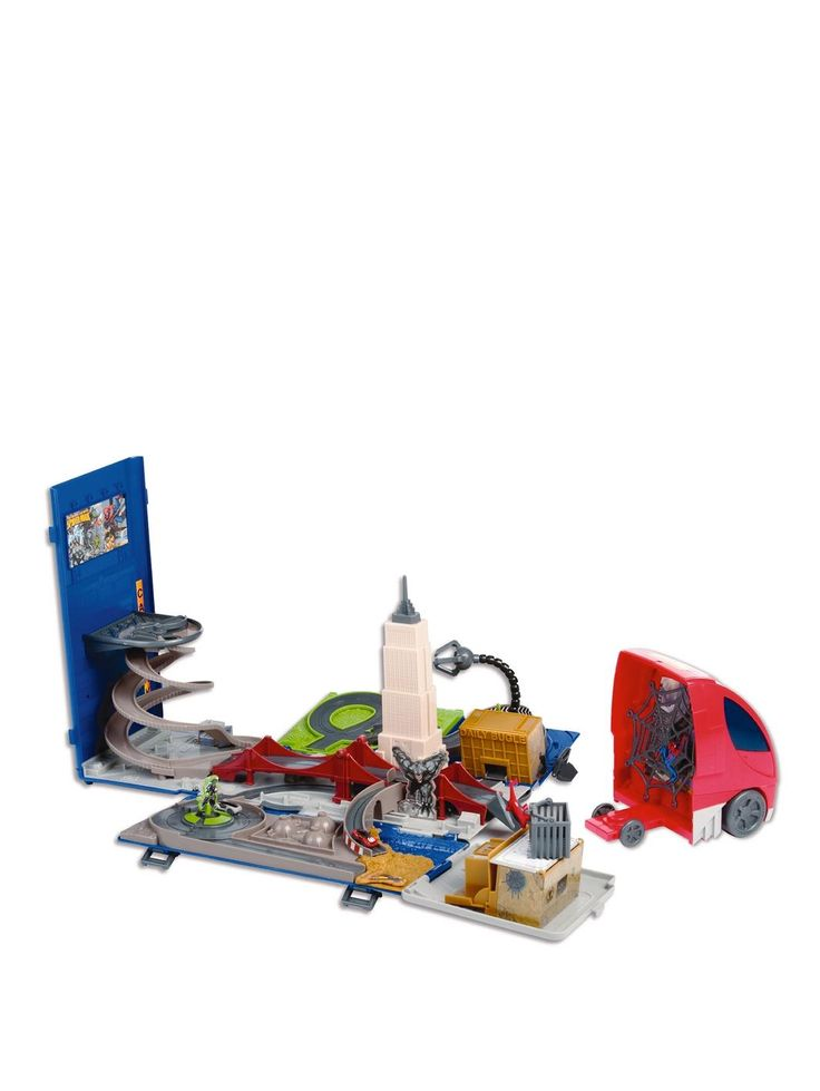 Playset - Truck, http://www.littlewoodsireland.ie/spiderman-playset-truck/1388820112.prd