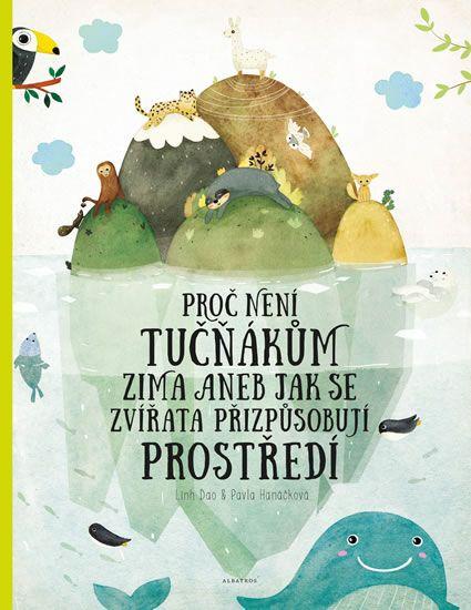 Kniha Proč není tučňákům zima | knizniklub.cz