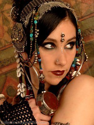 Rachel Brice - Tribal Fusion Bellydancer, Another amazing teacher and preformer.