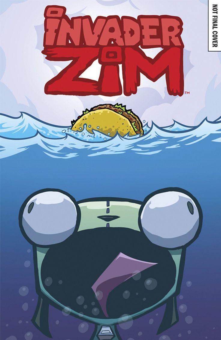 Invader Zim (2015) Issue #19