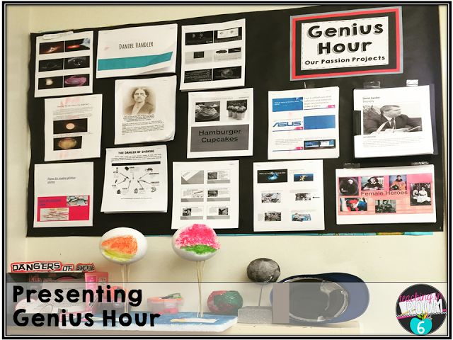 Using Genius Hour in 5th grade. Some dos and don't from my experience.