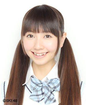 3rd Generation #Sawako_Hata #秦佐和子 Birthdate: September 14th, 1988 #SKE48 #Team_KII #NO_NAME .