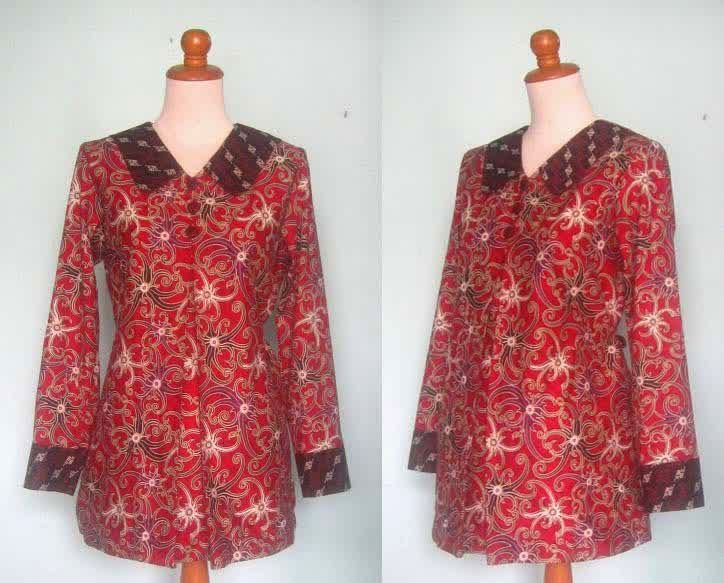 760 best AllBatik images on Pinterest  Batik dress Batik
