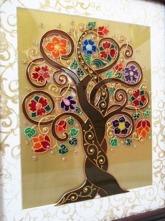 Pin On Stained Glass #painting #frames #for #living #room