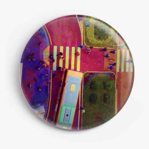 Street pins