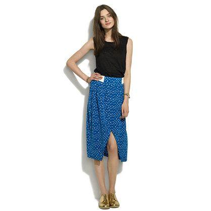 Lauren Moffatt™ Doubles Cutaway Skirt