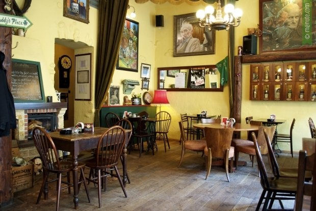 Restaurant James Joyce The Irish Pub