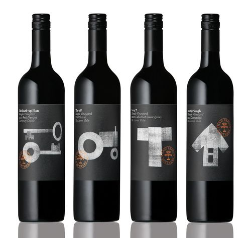 label / Shaw Family Vintners Single Vineyard / wine  #taninotanino #vinos #maximum