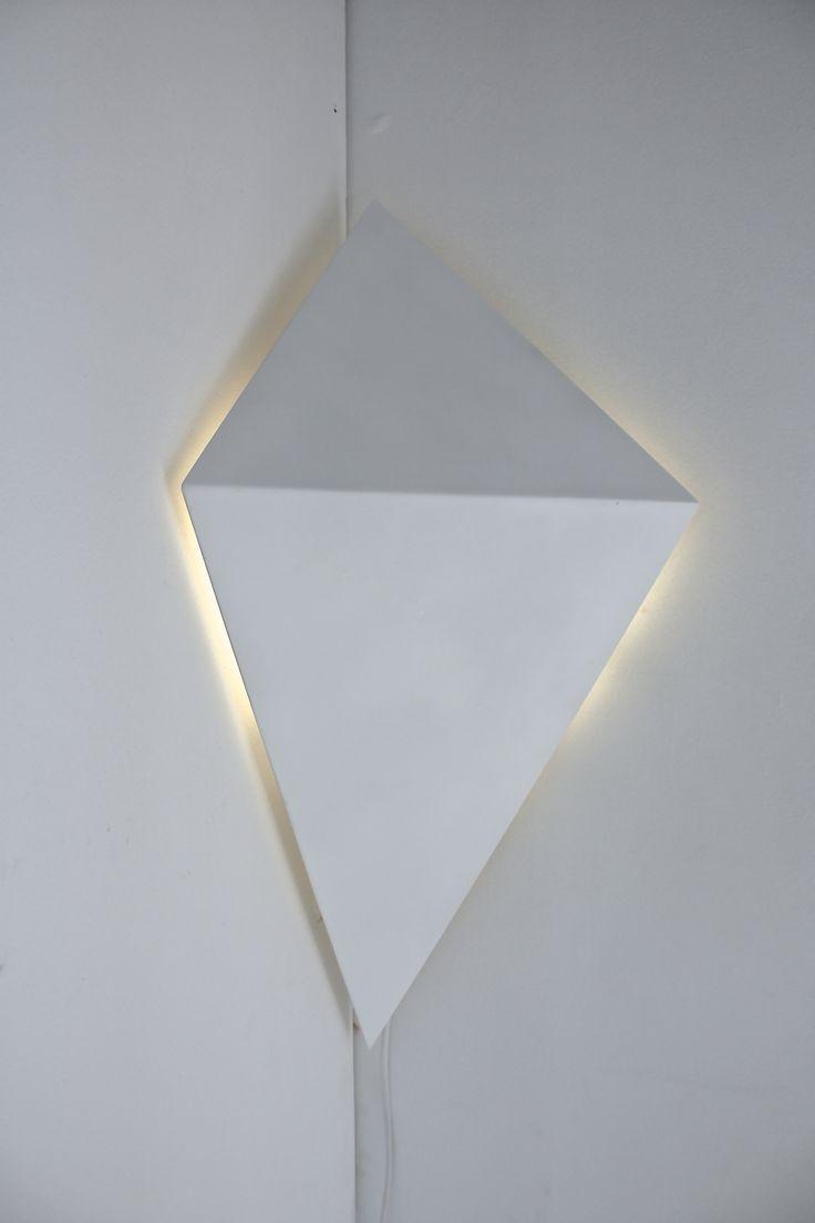 Corner Lamp/Closet  by Caroline Langfeldt Carlsen
