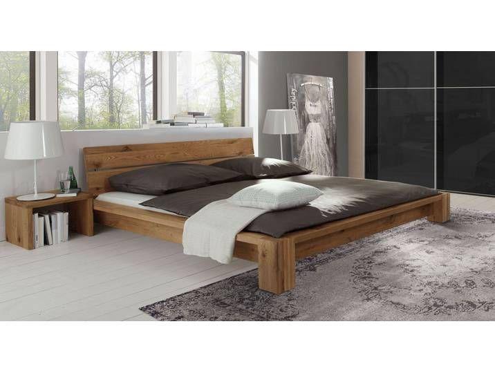 Futonbett Aragon 180x220 Cm Wildeiche Coffee Massivholzbett In 2020 Home Decor Furniture Home