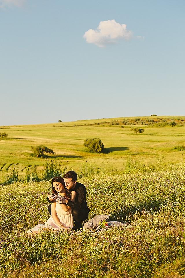 Preboda de Gloria y Javier en Casabermeja Malaga. Fotografía realizada por Adrian Luque Photographer. Prewedding.