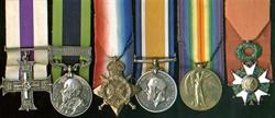 Military Cross Medal Group