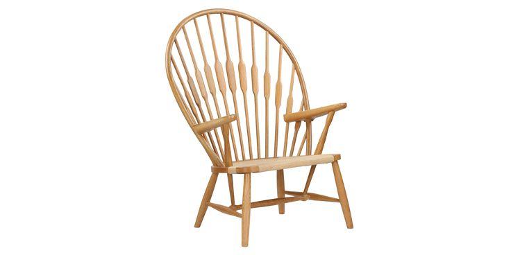 Påfuglstol | Peacock stol | VOGA