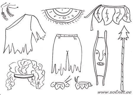 Самодельные костюмы папуасов для детей
