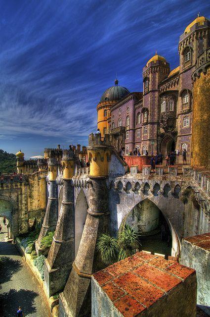 Sintra, Portugal www.gitanviaggi.it                                                                                                                                                                                 Mais