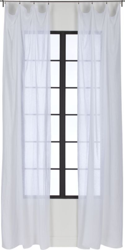 17 Best Images About White Sheers Window Cover On Pinterest Window Panels Window Coverings