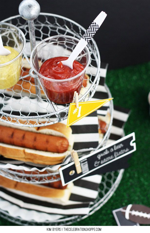 Tailgating Party Food Ideas and More!