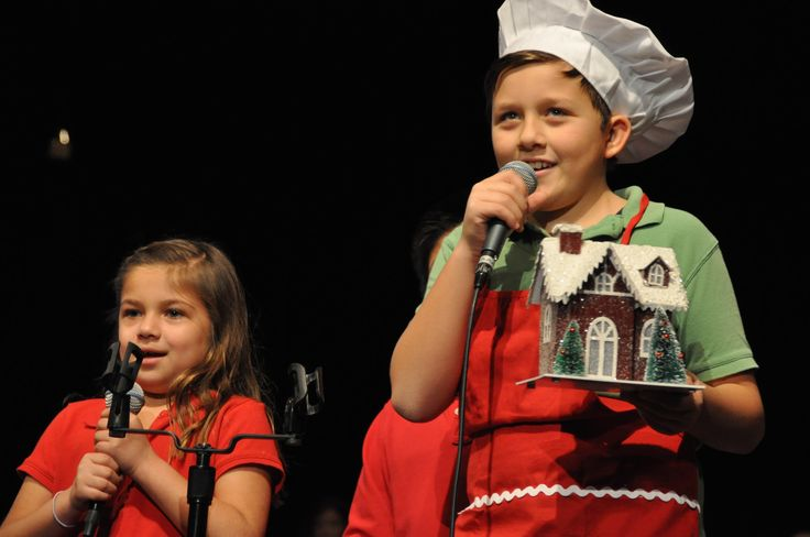 PCA elementary Christmas concert 2015