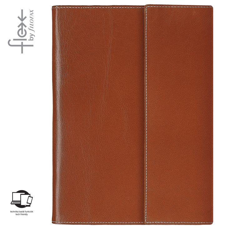 Filofax Flex Natural A5 iPad Tan
